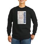 Jim Bowl Long Sleeve Dark T-Shirt