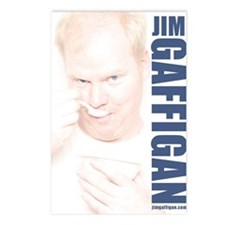 Jim Bowl Postcards (Package of 8)