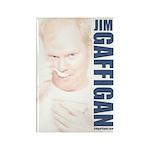 Jim Bowl Rectangle Magnet (10 pack)