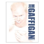 Jim Bowl Small Poster