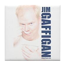 Jim Bowl Tile Coaster