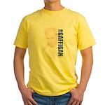 Jim Bowl Yellow T-Shirt