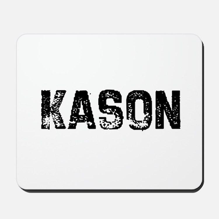 Kason Mousepad