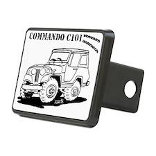Jeepster Commando C101 car Hitch Cover