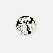 BHNW2013_Cafepress_BLACK Mini Button