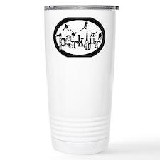 Parkour Travel Mug