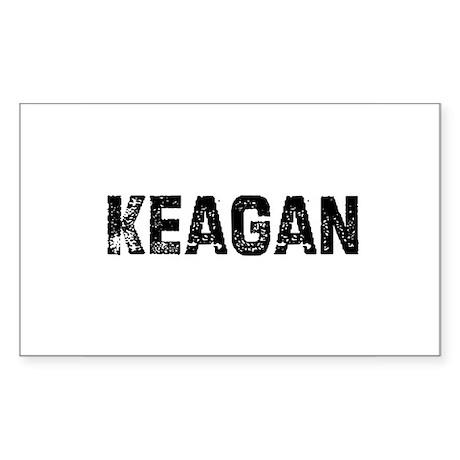 Keagan Rectangle Sticker