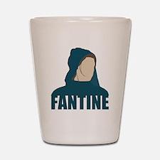 Fantine - Anne Hathaway - Les Miserable Shot Glass