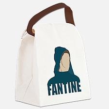 Fantine - Anne Hathaway - Les Mis Canvas Lunch Bag