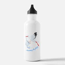 Arriving in July Water Bottle
