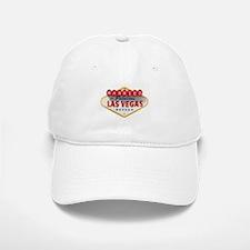 Married In Fabulous Las Vegas Baseball Baseball Cap