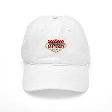 Married In Fabulous Las Vegas Baseball Cap