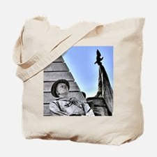 American Boy Tote Bag