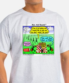 Ants at Picnic T-Shirt