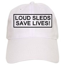 LOUD SLEDS SAVE LIVES! Hat