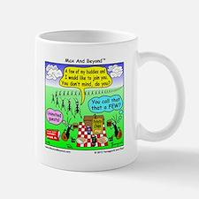 Ants at Picnic Mug