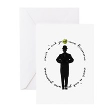 Not An Apple Greeting Cards (Pk of 10)