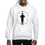 Not An Apple Hooded Sweatshirt