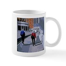 """Steppin"" Coffee Mug"