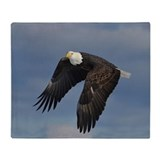 Animals and wildlife eagle Blankets