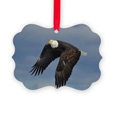 full crop eagle Ornament