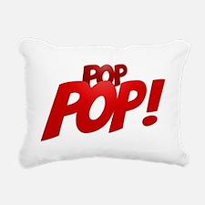 PopPop! Rectangular Canvas Pillow