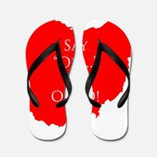 Say 'Oh...' To Ohio Flip Flops