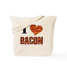 I love Bacon! Tote Bag