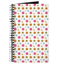 Whimsical Dots Journal