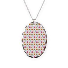 Whimsical Dots Necklace