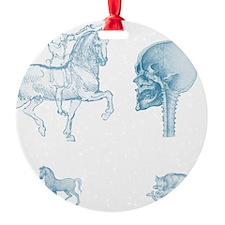 Da Vinci Vintage Ornament