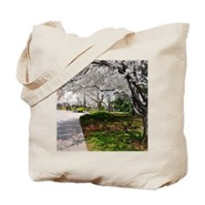 Cherry Blossoms 17X15 Tote Bag