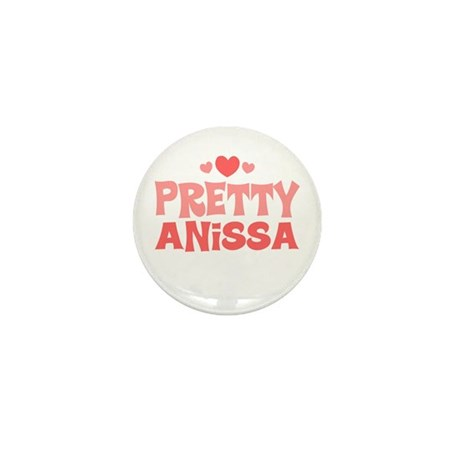 Anissa Mini Button (10 pack)