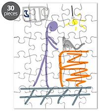 Maya´s cat Puzzle