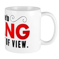 Chang Your Point of View Mug