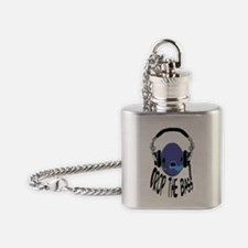 Bass Flask Necklace