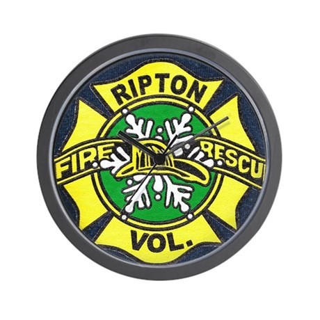 Ripton logo Wall Clock