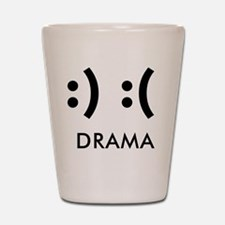 Drama-con Shot Glass