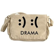 Drama-con Messenger Bag