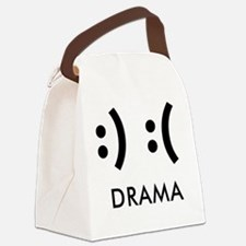 Drama-con Canvas Lunch Bag