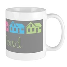 Modern Change of Address Mug