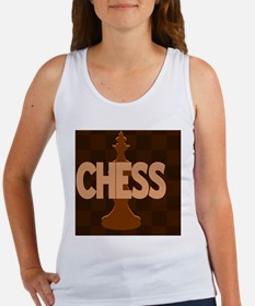 Chess King Women's Tank Top