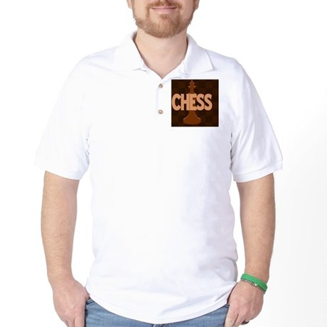Chess King Golf Shirt