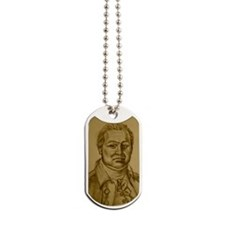 Rough sketch of Colonel Cleaveland Dog Tags