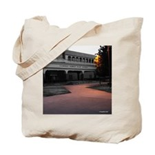 Central-Hower-square Tote Bag