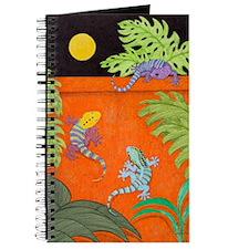 Moon Over My Geckos Journal