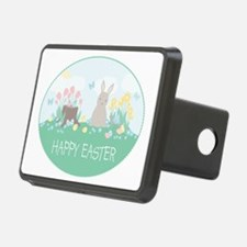 Bunny  Friends Hitch Cover