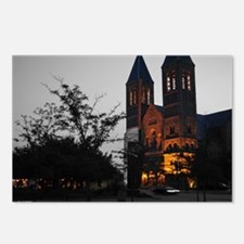 Akron Cathedral Postcards (Package of 8)