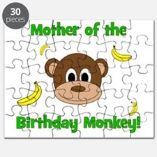 Mother of the Birthday Monkey! Puzzle