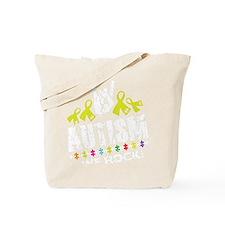 We rock Tote Bag